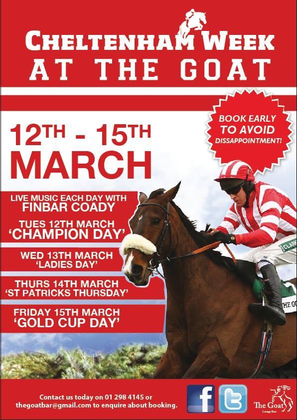 goat cheltenham