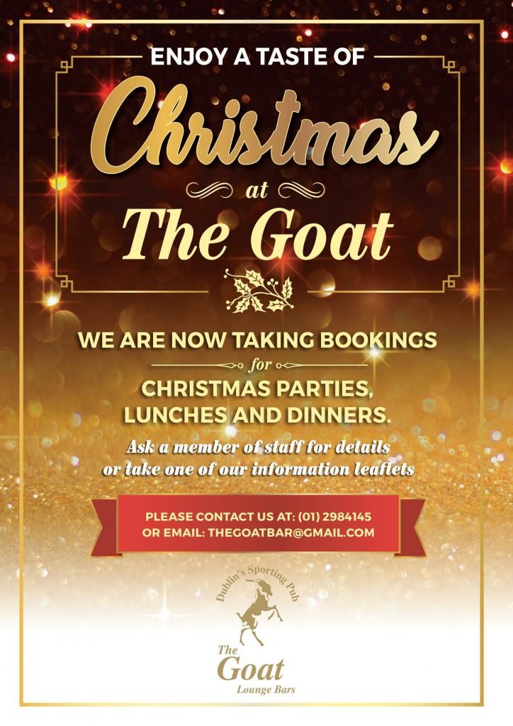 Goat Christmas 2